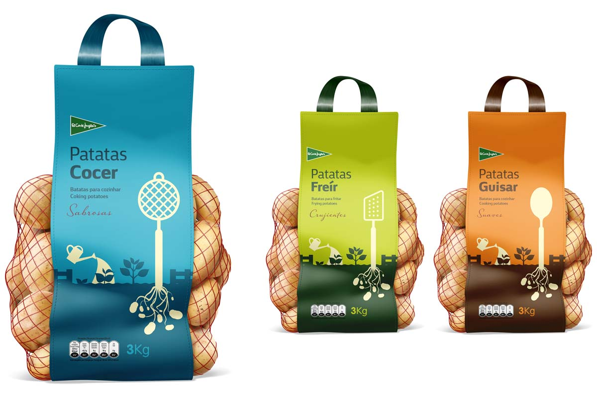 Publishers Choice: El Corte Inglés Fresh Potatoes