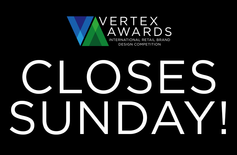 The 3rd Annual Vertex Awards Closes Sunday!