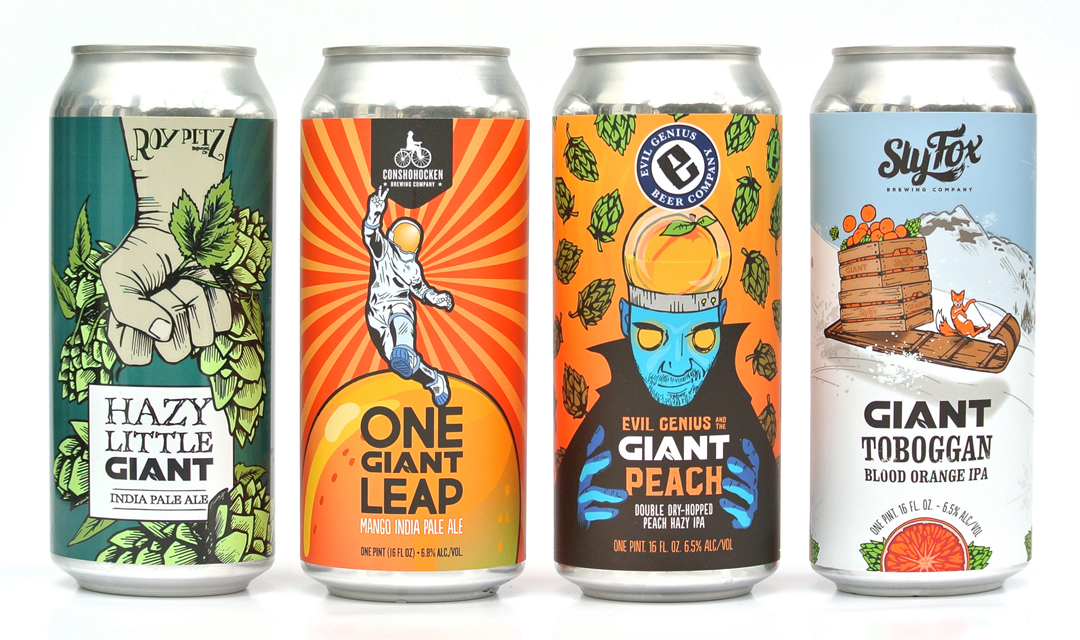 2021 Vertex Awards Best of Show – The Giant Co. Craft Beers